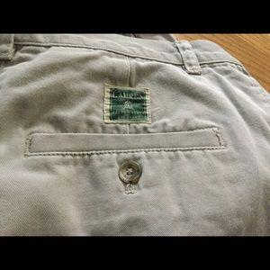 Khaki Casual Pants by Lauren